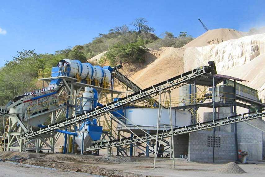 Minerales Industriales no Metálicos