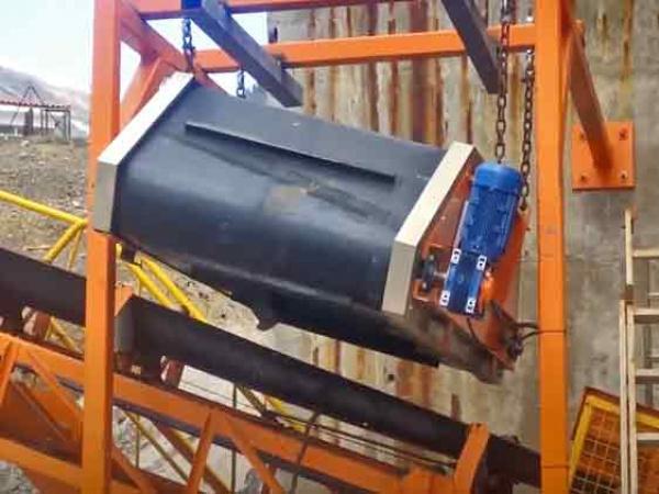 Separador Magnetico de Metales
