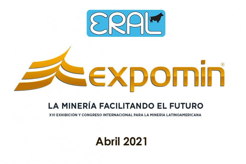 Eral Chile en EXPOMIN 2021