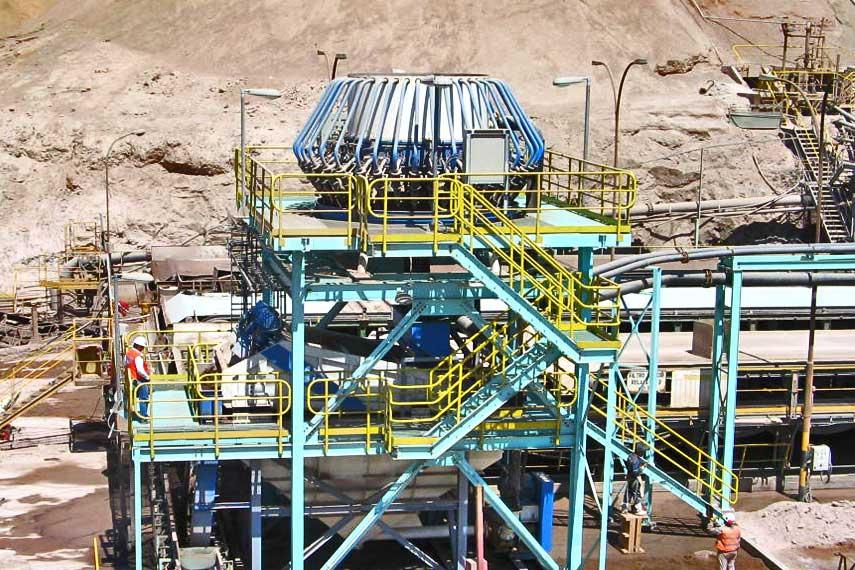 Minería Metálica