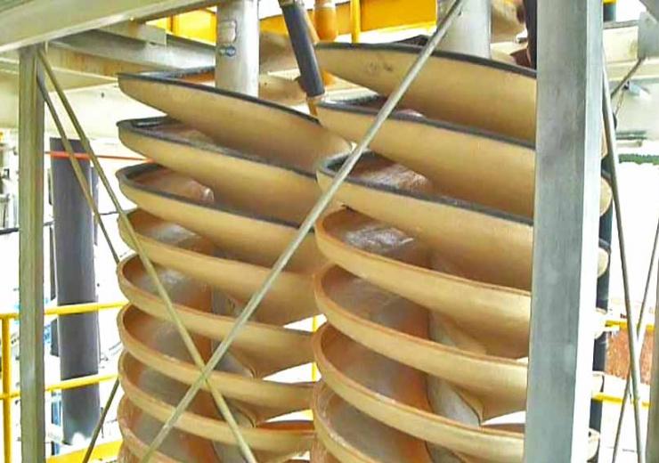 Espirales Concentradoras